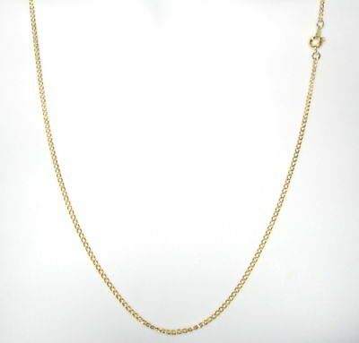 """Gold Plated Chain, 24"""""""