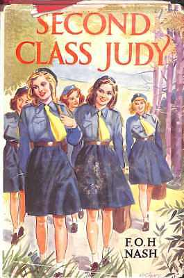 Second Class Judy: A story for Girl Guides (Crown library series), Nash, Frances
