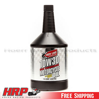 RedLine-80W Motorcycle Gear Oil w/ ShockProof - 1 Quart - PN: 42704