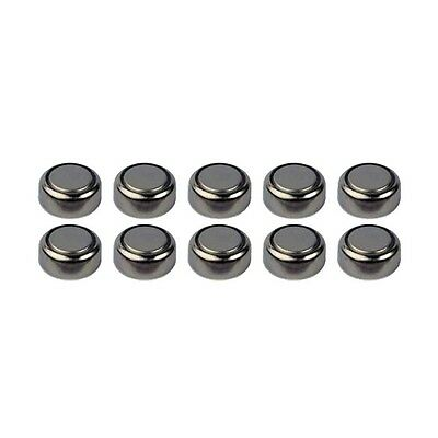10 x pilas boton alcalinas LR1130 389 AG-10 AG10 battery button cell battery new