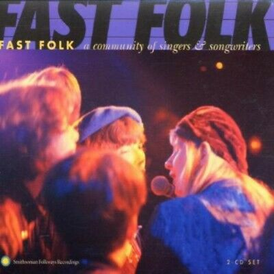 Fast Folk Musical Ma - Fast Folk: Community Of Singers and Songwriters [New CD]