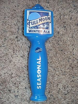 BLUE MOON - FULL MOON WINTER ALE Beer Tap Handle Knob Brand New