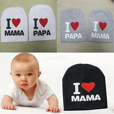 Cute Toddler Kids Boy Girl Infant Cotton Soft Warm Hat Cap Beanie 1-4 Year Baby