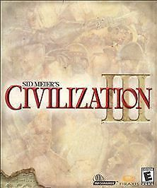 Sid Meier's Civilization III  (PC, 2001) INCLUDES THICK MANUAL
