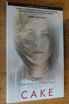 CAKE JENNIFER ANISTON FYC For Your Consideration screenplay script