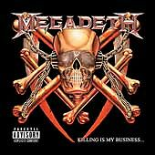 Megadeth, Killing Is My Business... And Business Is Good! Audio CD