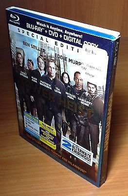 Tower Heist w/ Slip Cover Blu Ray / DVD, 2012, Special Edition, 2-Disc Set