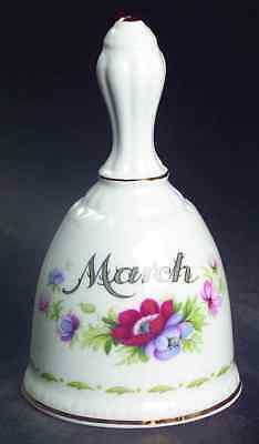 Royal Albert FLOWER OF THE MONTH March Bell 6724692