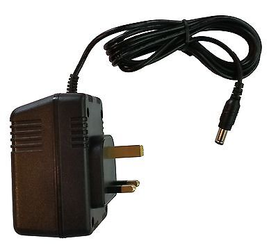 REPLACEMENT POWER SUPPLY FOR BOSS SE-50 STEREO EFFECTS 12V 1500mA AC ADAPTER