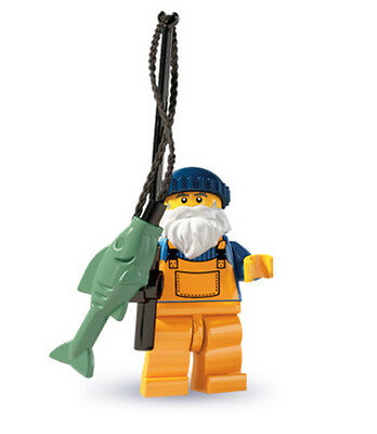 LEGO 8803 Series 3 Collectibles Minifigure FISHERMAN