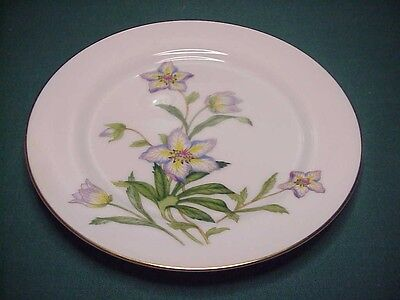 "NARUMI CHINA JAPAN CRESTWICK 451 BEAUTIFUL SALAD PLATE 7 1/2"" #5"