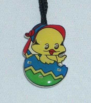 10 Easter Bunny Chicken Egg Flashing Light up Necklace Kids Holiday Hunt Toy ��