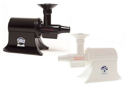 Champion 2000+ Commercial Juicer G5-PG710 Choose WHITE or BLACK, add attachments