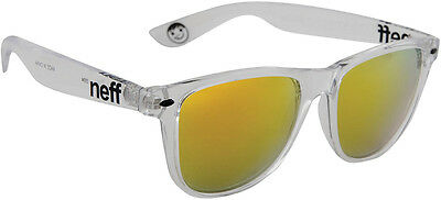New Neff Daily Sunglasses Clear