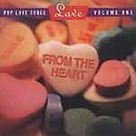 Various Artists, From the Heart 1: Pop Love Songs Audio CD