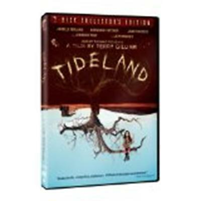 TIDELAND (DVD, 2007, 2-Disc Collector's Edition) New / Sealed / Free Shipping