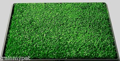 30X20 Pet Potty Dog Training Grass Pad Zoom Park Patch Mat Indoor NEW!GREAT GIFT