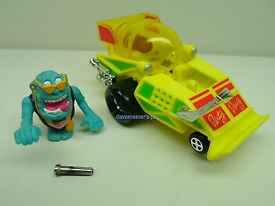 Rat Fink Hydro Racers Kenner DIRTY DOUG in DUNE BLASTER incomplete