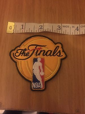 NBA Finals  Patch, EMBROIDERED 2010,2011, 2012, 2014, SEW-ON