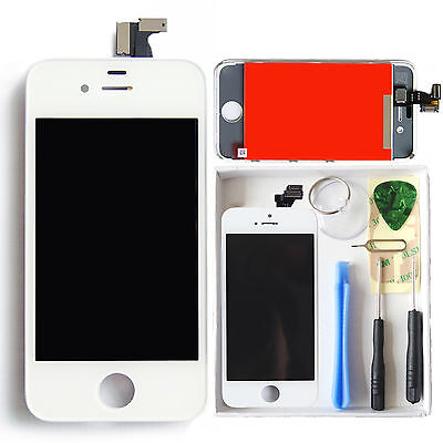 New Replacement LCD Touch Screen Digitizer Glass Assembly for iPhone 4 AT&T GSM