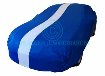 BLUE INDOOR CAR COVER TO FIT AC Cobra MODELS ONLY