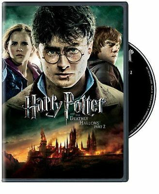 Harry Potter and the Deathly Hallows, Part 2, Good DVD, John Hurt, Michael Gambo
