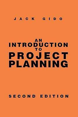 An Introduction to Project Planning by Jack Gido (English) Paperback Book Free S