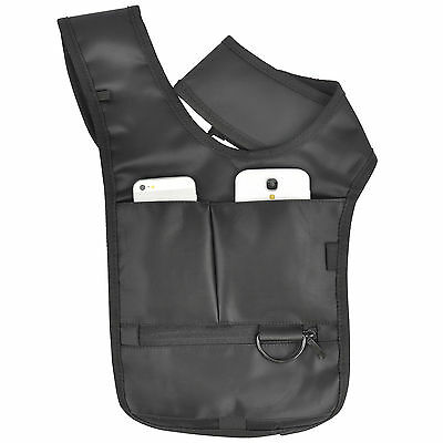 TRIXES Anti-Theft Security Holster Strap on Travel Shoulder Bag