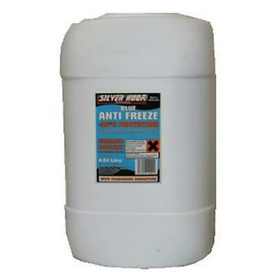 Silverhook Ready Mixed Blue Antifreeze and Summer Coolant 25 Litres -36°C SHB6