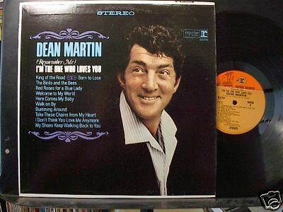 DEAN MARTIN I'm the One Who Loves You LP Reprise NM