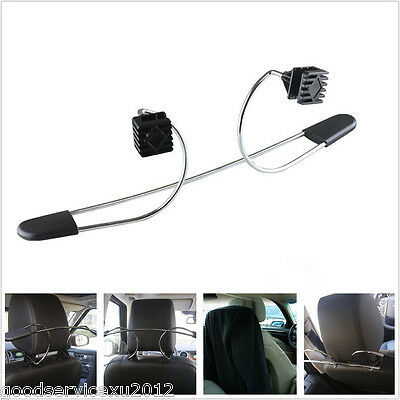 Stainless Steel Car Seat Headrest  Jackets/Coats/Blouses Holder Hook For Hyundai