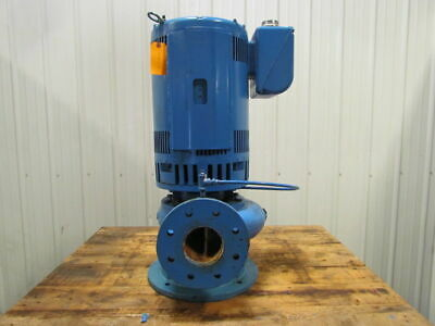 Paco/Grundfos 4x4x8.79 Vertical In-Line Close-Coupled 60HP Centrifugal Pump