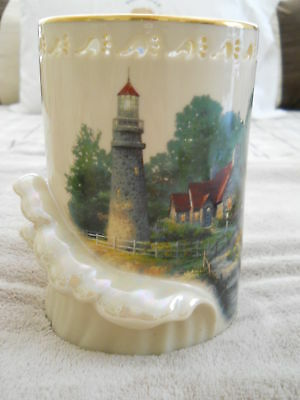 LENOX THOMAS KINKADE THE LIGHT OF PEACE VOTIVE