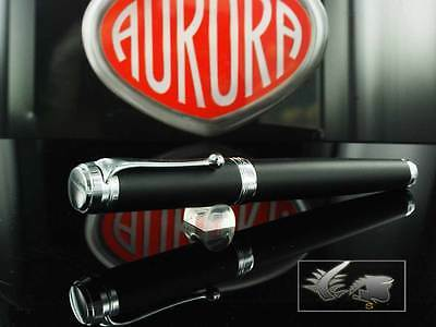 Aurora Talentum Rollerball Pen- Rubberized Resin Cap and Barrel - D71R