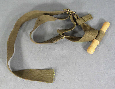 WWII GERMAN MILITARY FIELD DOCTOR MEDICAL SURGICAL AMPUTATION BANDAGE TOURNIQUET