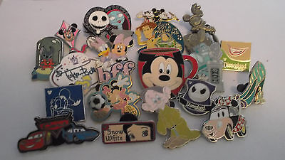 Disney Trading Pins_100 Pin Lot_No Doubles_Free Prioirty Mailing_100 Styles
