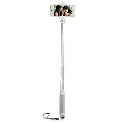 New Bluetooth Extendable Selfie Monopod Stick Pole Holder For iPhone IOS Android
