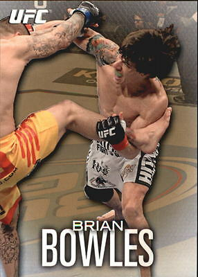 2012 Topps UFC Knockout Gold #34 Brian Bowles/188