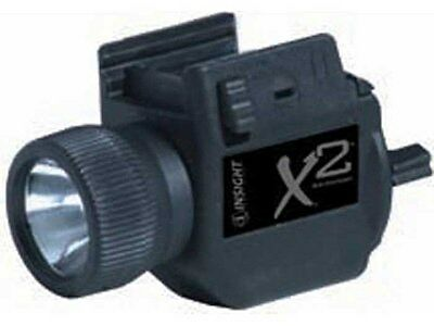 INSIGHT X2 SUB COMPACT TACTICAL LIGHT MTV-001-A1 FOR GLOCK,S&W,ETC.NEW GREAT BUY
