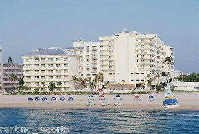 Wyndham Royal Vista Fort Lauderdale area Pompano Beach FL Apr 27-May 1-1 bd