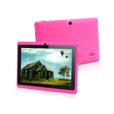 """Pinky 7""""Google Android 4.2 A23 Dual Core Camera 8GB Tablet PC Wifi 1.5GHz MID ky"""