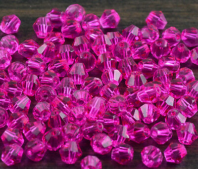 New Beautiful Jewelry 400PCS DIY Swarovski Crystal 4mm 5301 Bicone Beads