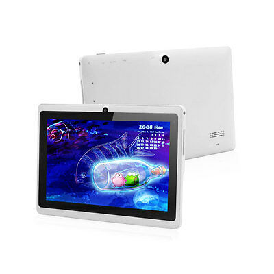 """7"""" Google Android 4.2 A23 Dual Core Camera LCD 4GB Tablet PC Wifi 1.5GHz MID ky"""