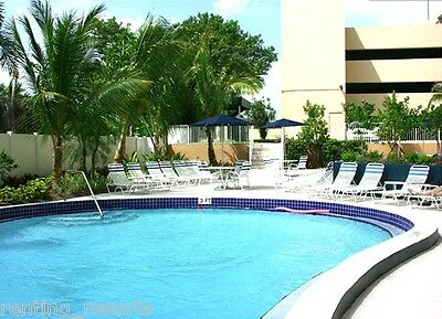 Wyndham Santa Barbara Fort Lauderdale  Pompano Beach FL 2 bdrm May 29-June 5