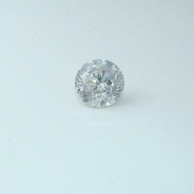 Certified 0.98 Ct D SI2 Round VG Cut Natural loose diamond For Engagement Ring