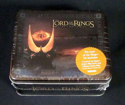 Artbox Lord Of The Rings The Two Towers Action Flipz Tin