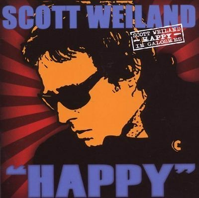 Scott Weiland - Happy In Galoshes 2xCD 2009 NEW SEALED Stone Temple Pilots