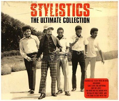 Stylistics - The Ultimate Collection NEW 2 x CD