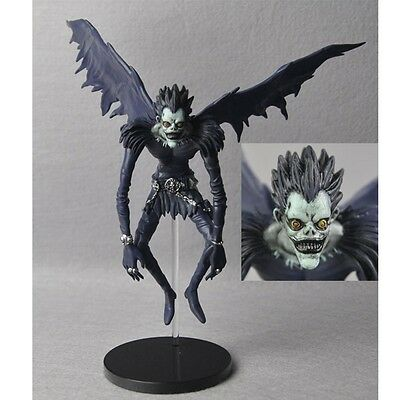 """Death Note Shinigami Ryuk with Stand 16cm / 6.4"""" PVC Figure Loose"""
