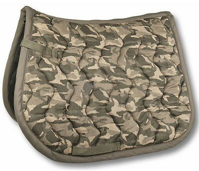 Sottosella Inglese Camouflage In Cotone – 2955